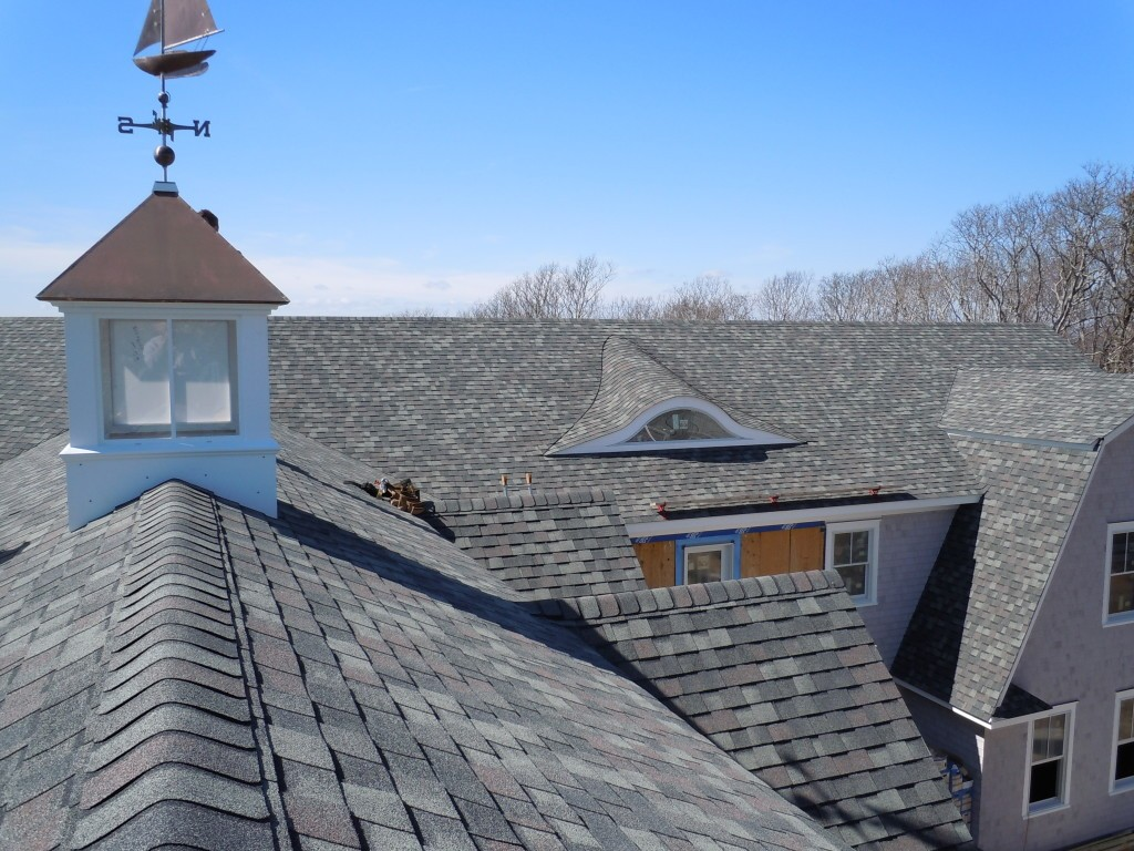 west falmouth ma oceanfront shingle roof