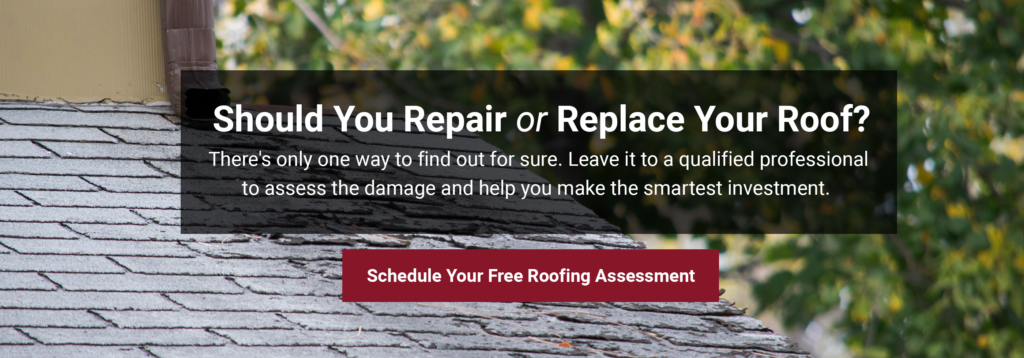 free roofing assessment near worcester ma