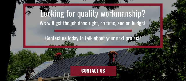 contact roofing professionals